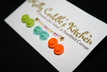Things I Make / Crafter. Stationery whore. Pleasure angler.  http://www.mollycoddleskitchen.co.uk / by Molly Coddle's Kitchen