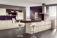 Taste Kitchens / At Taste Living our search for superior quality & design has lead us to carry two leading German kitchen brands - Hacker & Nobilia. These are the styles we have in at the moment, we hope you love them as much as we do! / by Taste Living