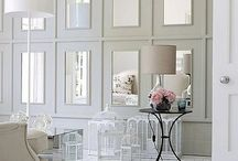 Mirror Mirror On The Wall / Mirrors Make Any Room Better! / by Ashley Beck