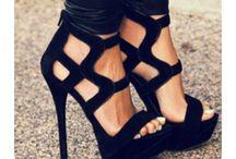 Secret Shoe Obsession / by Jenna Brut