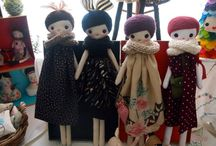 dolls / by Olivia Clements