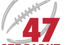 Football Wedding Gifts / Great wedding gift ideas for football fans! Best Cyber Monday Football Gifts! Best Black Friday Football Gifts! Best Cyber Monday Deals 2012! Best Black Friday Deals 2012! Best deals on unique football gifts!  / by 47 STRAIGHT™