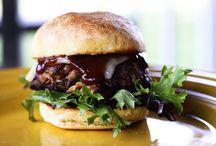 Burger Lovin / by Bakeaholic Mama