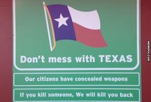 Texas / by Caroline McCoy