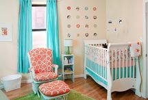 Nursery Ideas! / by Sarah Mc