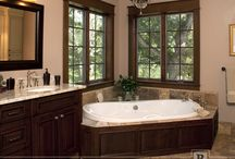 Bathroom Designs by Bella Domicile / Featured here is work that Bella Domicile designers have completed. / by Bella Domicile