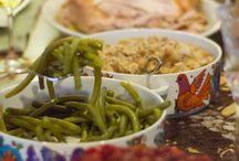 thanksgiving at the herringtons / by Miranda Herrington
