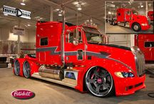 Custom big rigs / by Jeremy Stride