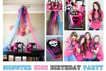 Bella Party Ideas / by Rebecca Navarro