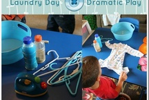 Dramatic play / by Katina Maniscalco-Smith