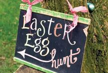 Easter egg hunt / by Maricella Jiron