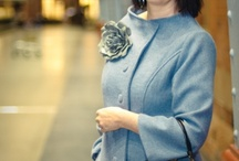 Jacket & Coat Sewing Techniques / Sewing and Tailoring Techniques for Jackets and Coats / by Sewing with Jennifer Serr & Bonjour Teaspoon