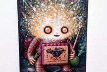 ART <3 / by Jolie Nuñez-Noggle