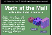 Math Resources / by Maria Lamas