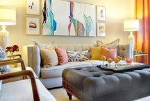 decor ideas / by Brooke Klingler