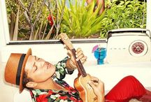 Bruno Mars / by Florence Thompson