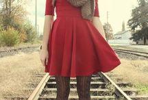 Fall fashion  / by Rosie Kay