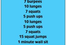 Fitness: Workouts / by Kirsten Byron