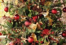 Christmas trees / by Jenny Forsyth