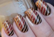 fall nails / by Tina Shirbroun