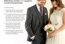 My Dream Wedding / My Dream Wedding #mydreamwedding / by Corinne Faulkner