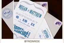 My wedding inspiration... design / by Leah Marsh