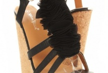 ( SHOES! SHOES! & MORE SHOES! ) / by Connie Wordekemper