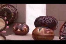 Gourd Art Galleries / by Bernadette Fox