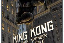 King Kong / by salem younci