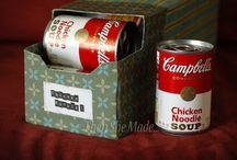 Food storage ideas / by Susan Padot