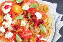 Salads Galore / by MattieLuxe
