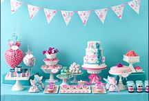 PARTY ON; Dessert buffet OBSESSION / by Tiffany Benson <PaperLaneDesign>