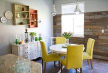 Dining Room / by Jodi R