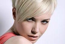 Hairstyles / by Jill Meraw