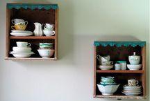 Arredamento +Mobili + Idee di mobilio + riciclo / by Titti Romano