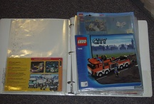 Lego Organization Ideas / by Tammy Lindstrom