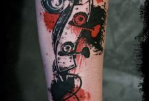 Tattoos.. / Some cool and crazy ink out there, must get some more.. / by A Dimension Of Mind...