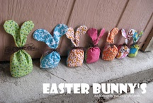 The Easter Bunny is here / by Paloma Kupersmith