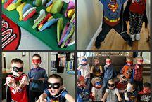 Birthday party ideas / by Tiffany Moeder