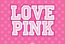 Pretty & Pink <3 / by Sydney Hart