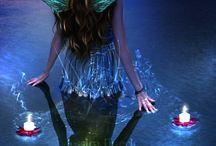 Fairies/faeries/pixies / by Jill Cole-Bloom