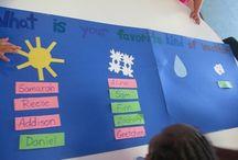 Weather PreK activities / by Erin Carraher
