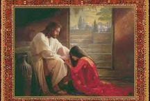 Gospel art / by Catherine Rydalch