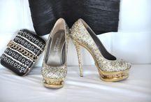 Purses+Shoes+ Accessories  / by Pamela Castellon