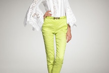 Fall 2012 Fashions / by Brooke Durham