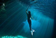 Writing (mermaids) / by Juliana Haygert