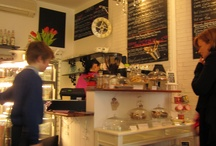 Basement Cafe  / by Barnheat