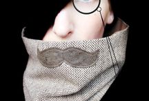 Wish I could stay & chat, but I mustache / by Raquel Couto