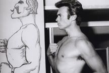 JOHN AND CLINT......(THE BESt) / by Linda Saverino