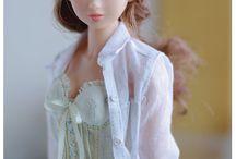 Momoko / momoko doll / by Aloe Doll